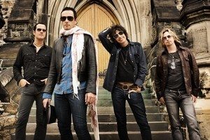 Stone Temple Pilots. Photo / Supplied
