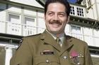 Corporal Willie Apiata. Photo / Mark Mitchell
