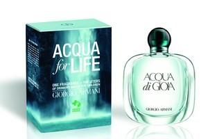 Acqua di Gioia for women. Photo / Supplied