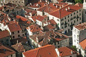 Kotor, in Montenegro, encloses piazzas fronted by cafes and linked by maze-like paths. Photo / Thinkstock