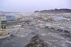 New video footage of Japan's deadly tsunami has emerged, showing the monster wave devastating a coastal town.