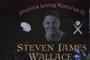 Waitara police shooting victim Steven Wallace. Photo / Supplied