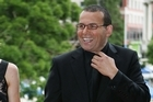 Paul Henry used the 'C' word at last year's Qantas Media Awards. Photo / Getty Images