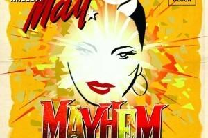 Album cover for 'Mayhem' by Imelda May. Photo / Supplied
