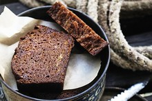 Earl Grey tea cake. Photo / Chris Court