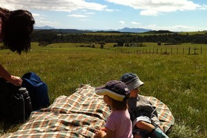 A weekend at Waitapu Farms, Wellsford, is good for city souls. Photo / Supplied