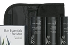 Living Nature Men's travel kit $69. Photo / Supplied