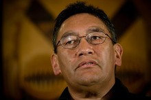 Hone Harawira. Photo / Richard Robinson.
