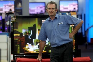 Errol Hotham has gone from managing nine stores, to two, and - as of next month - none at all. Photo / Bay of Plenty Times