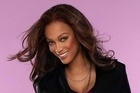America's Next Top Model creator and host Tyra Banks. Photo / Supplied
