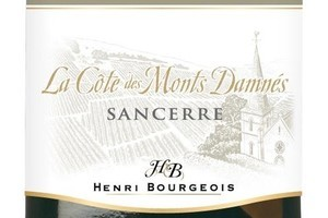 2008 La Cote des Monts Damnes Sancerre, $43. Photo / Supplied