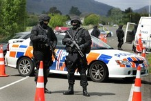 Members of alleged 'terrorist cells' raided by police in 2007 will face a trial by judge alone. Photo / Alan Gibson