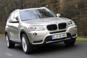 BMW's new X3. Photo / Supplied