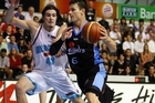 Kirk Penney of the New Zealand Breakers. Photo / Sarah Ivey