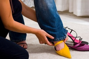 PaversShoes.tv is the first 24-hour shopping channel dedicated solely to shoes. File photo / Thinkstock