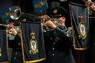 The rousing sound of a brass fanfare will fill Westminster Abbey at the royal wedding, thanks to a team of British military trumpeters.