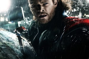 Chris Hemsworth in Thor. Photo / Supplied