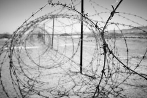 Some have likened the camps to 'green prisons'. Photo / Thinkstock