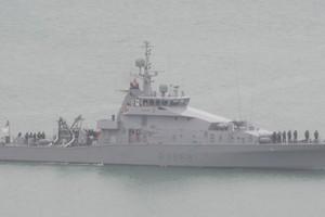 HMNZS Pukaki. File photo / Hawke's Bay Today