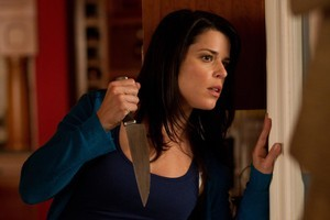 Although Neve Campbell believes it's sad sequels are over-running the industry, she defends Kevin Williamson's decision to make Scream 4 saying his idea 'could actually be really great'. Photo / Supplied