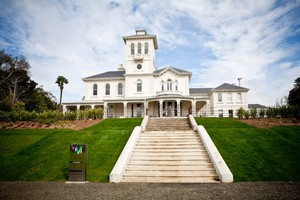 Pah House has an intrinsic grandeur. Photo / Supplied