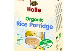 The highest levels were in Holle organic rice porridge. Photo / Supplied