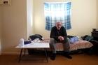 Housing NZ tenant Thomas Moore. Photo / Janna Dixon