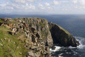 The dramatic Slieve League cliffs. Photo / Tourism Ireland