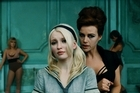 Emily Browning, left, and Carla Gugino in Sucker Punch. Photo / AP