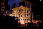 The Palace Hotel in Victoria St was demolished after excavations damaged the building irreversibly. Photo / Dean Purcell