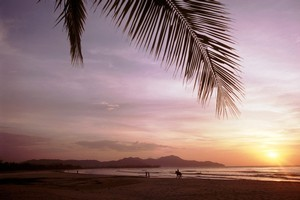 Kick back and enjoy the beautiful sunsets in Langkawi, Malaysia with a package from Harvey World Travel. Photo / Tourism Malaysia