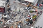 Christchurch remains devastated following a magnitude 6.3 quake on February 22. File photo / Sarah Ivey