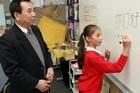 Too few students learn Mandarin, says John Key. Photo / Greg Bowker