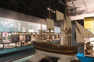 The Navy Museum at Torpedo Bay. Photo / Paul Estcourt