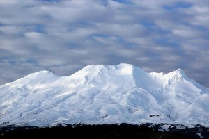 Mt Ruapehu. Photo / Supplied
