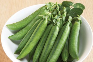 An understated vegetable, peas are surprisingly easy to grow. Photo / Supplied