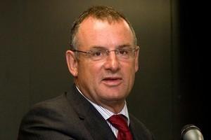 Labour MP Trevor Mallard. Photo / Mark Mitchell