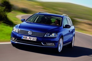 Volkswagen's reliable, seventh-generation Passat, filled with clever technology, is hard to resist. Photo / Supplied