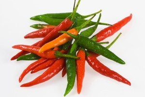 Native to Mexico, the chilli raced round the world soon after Columbus landed in the Americas. Photo / Thinkstock
