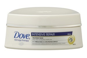Dove Damage Therapy Intensive Repair Treatment Mask $8.17. Photo / Supplied