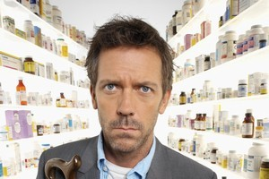 Hugh Laurie. Photo / Supplied