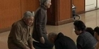 Watch: Japan's emperor visits disaster zone