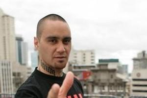 Tiki Taane, former Salmonella Dub frontman. Photo supplied.