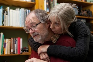 Jim Broadbent and Ruth Sheen in Mike Leigh's 'Another Year'. Photo / Supplied