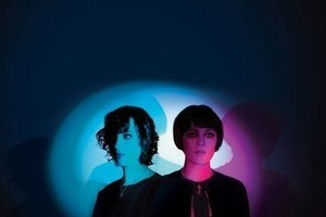 Album cover for Ladytron's 'Best of 00-10'. Photo / Supplied