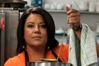 MP Paula Bennett stars in the upcoming TV ONE series 'Make The Politician Work'. Photo / Herald on Sunday