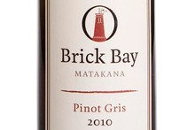 Brick Bay Pinot Gris 2010 $32. Photo / Babiche Martens