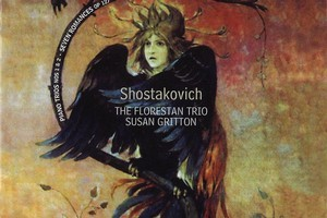 Shostakovich, Piano Trios. Photo / Supplied