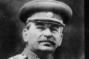 Stalin's illness could have contributed to his paranoia and ruthlessness. File photo