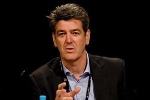 Paul Reynolds, Telecom chief executive. Photo / Dean Purcell